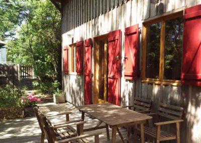 Villa en bois au Cap-Ferret